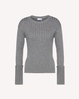 REDValentino Knit Sweater Woman RR3KCA34JMP GZ7 a