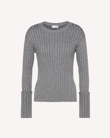 REDValentino RR3KCA34JMP GZ7 Knit Sweater Woman a