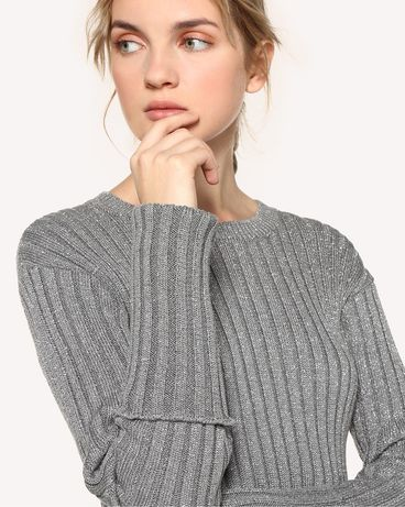 REDValentino RR3KCA34JMP GZ7 Knit Sweater Woman e