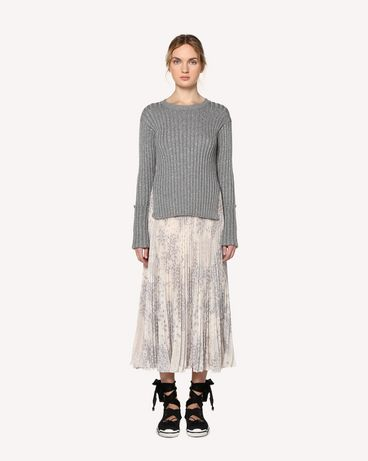 REDValentino RR3KCA34JMP GZ7 Knit Sweater Woman f