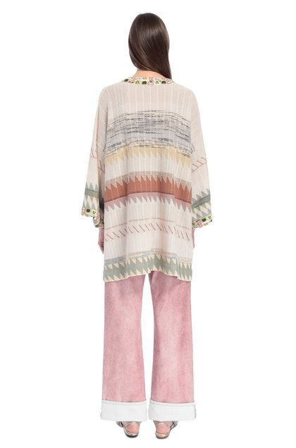 MISSONI Cardigan Beige Woman - Front