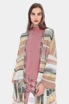 MISSONI Long cardigan Woman, Detail