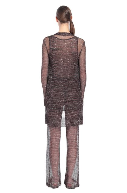 MISSONI Cardigan Cocoa Woman - Front