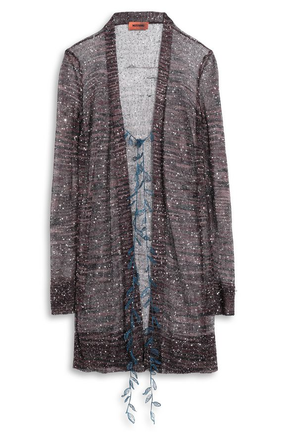 MISSONI Cardigan Cocoa Woman
