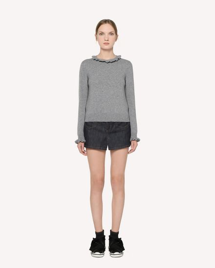 REDValentino Knit Sweater Woman RR3KCA67BSF 080 f