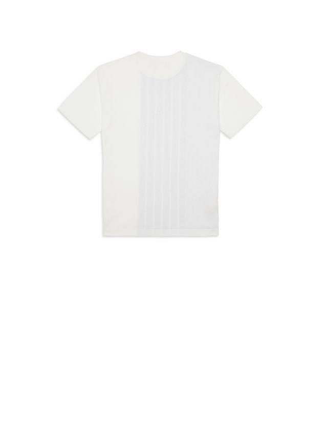 Marni Cotton t-shirt with striped print Man