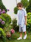 Marni Cotton t-shirt with striped print Man - 2