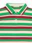 Marni Polo in cotton striped jersey Man - 4