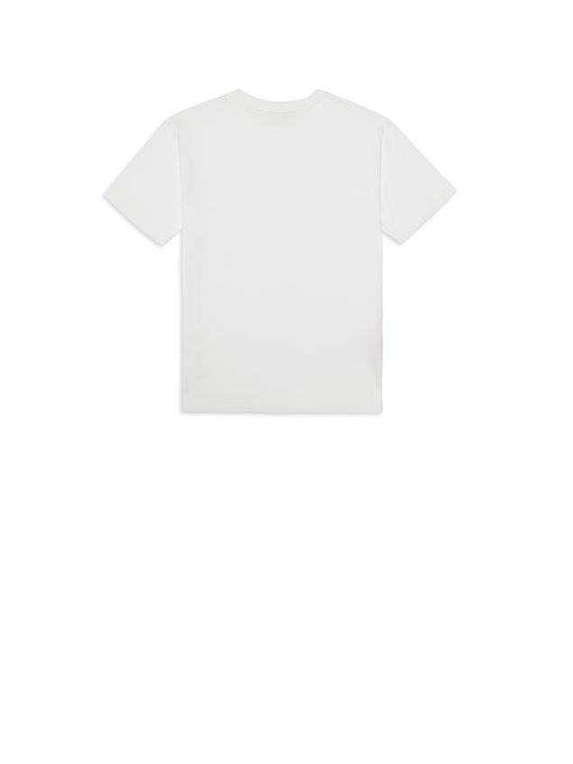 Marni Cotton T-shirt with Woodstock print Man