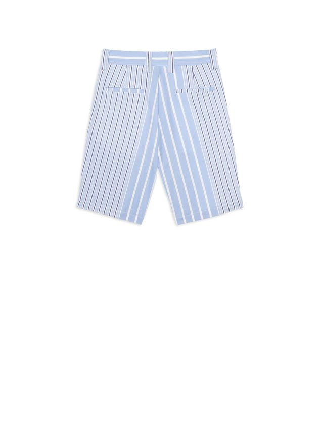Marni Short pants in striped cotton Man