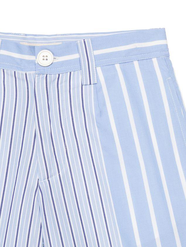 Marni Short pants in striped cotton Man - 4