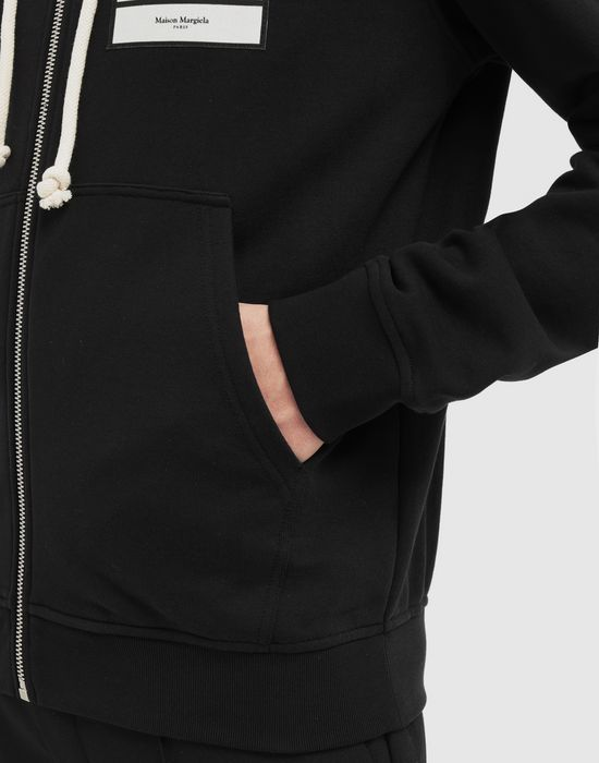 MAISON MARGIELA Stereotype hooded sweatshirt Sweatshirt [*** pickupInStoreShippingNotGuaranteed_info ***] b