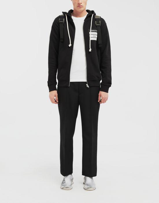 MAISON MARGIELA Stereotype hooded sweatshirt Sweatshirt [*** pickupInStoreShippingNotGuaranteed_info ***] d