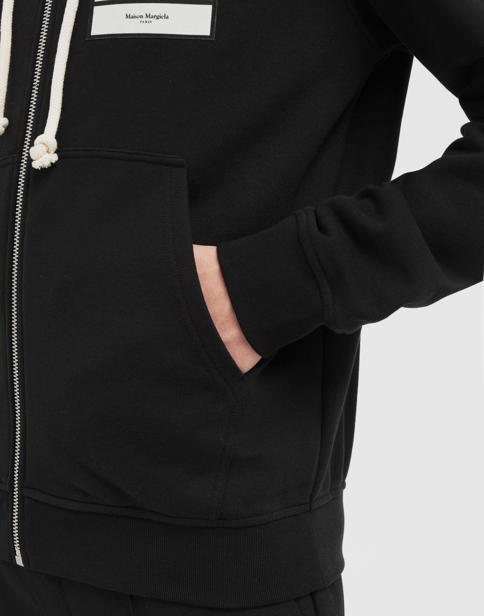MAISON MARGIELA Stereotype hooded sweatshirt Sweatshirt Man b