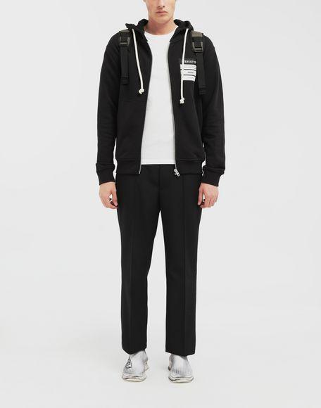 MAISON MARGIELA Stereotype hooded sweatshirt Sweatshirt Man d