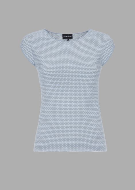 GIORGIO ARMANI Knitted Top [*** pickupInStoreShipping_info ***] r