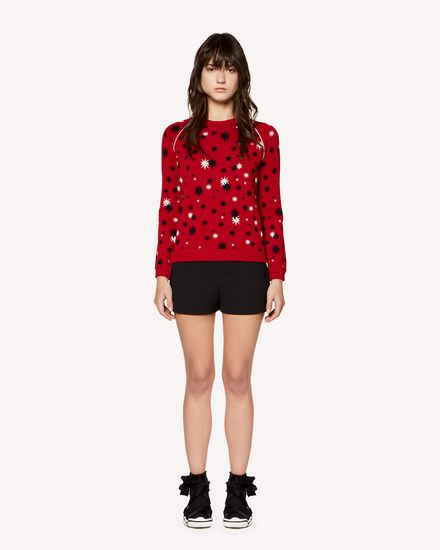REDValentino Knit Sweater Woman RR3KCA65SXC D05 f