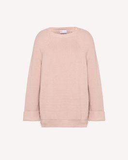 REDValentino Knit Sweater Woman RR0KCA86RKT GS7 a