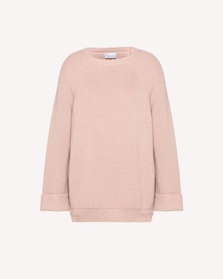 REDValentino Knit Sweater Woman RR3KCA72NEW 377 a