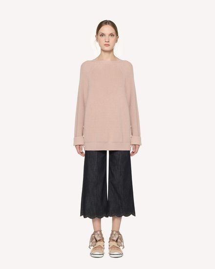 REDValentino Knit Sweater Woman RR3KCA72NEW 377 f