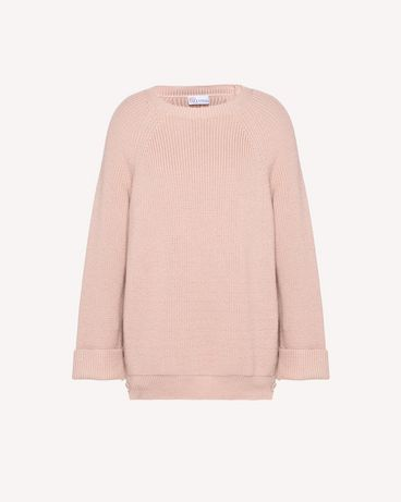 REDValentino RR3KCA72NEW 377 Knit Sweater Woman a
