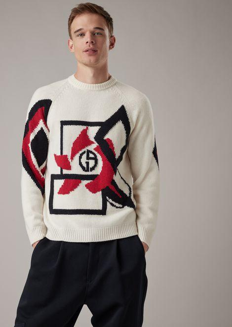 GIORGIO ARMANI Sweater Man f