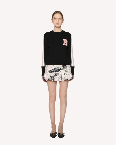 REDValentino Knit Sweater Woman RR3KCA09JPN 0NO f