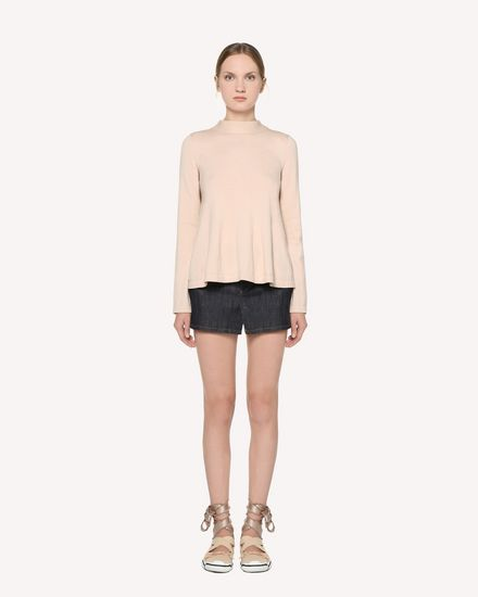 REDValentino Knit Sweater Woman RR3KCA63ILK 377 f
