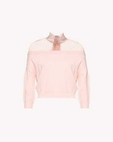 REDValentino RR3KCA22SUZ 377 Knit Sweater Woman a