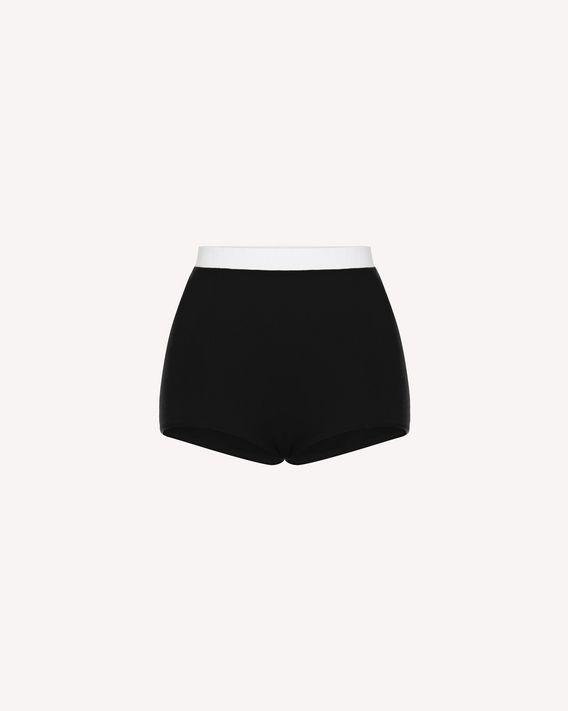 REDValentino Jersey culottes