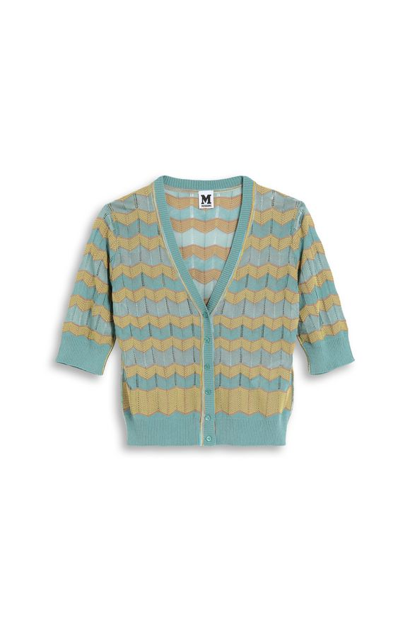 M MISSONI Cardigan Ochre Woman