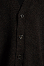 DSQUARED2 Wool Maxi Cardigan Cardigan Man