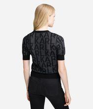 KARL LAGERFELD Karl Logo Jumper 9_f