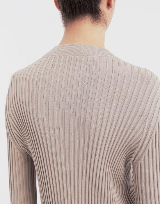 MAISON MARGIELA Cartoon-print sweatshirt Long sleeve jumper [*** pickupInStoreShipping_info ***] b