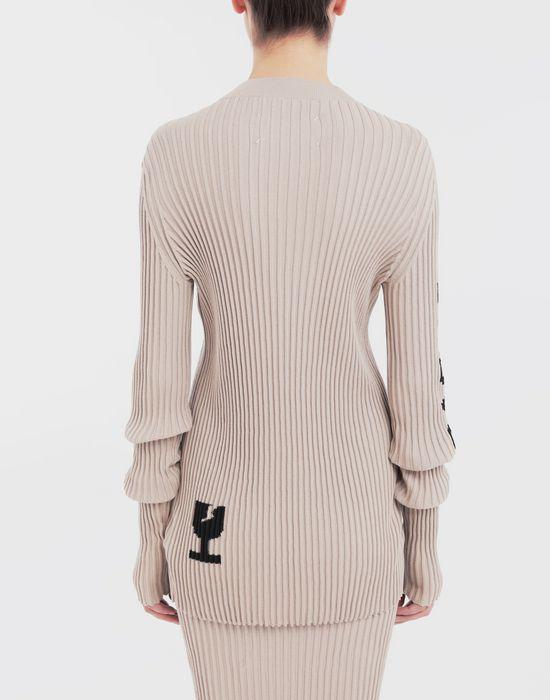 MAISON MARGIELA Cartoon-print sweatshirt Long sleeve jumper [*** pickupInStoreShipping_info ***] e