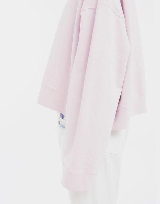 MAISON MARGIELA Oversized boxy-fit sweatshirt Sweatshirt [*** pickupInStoreShipping_info ***] a