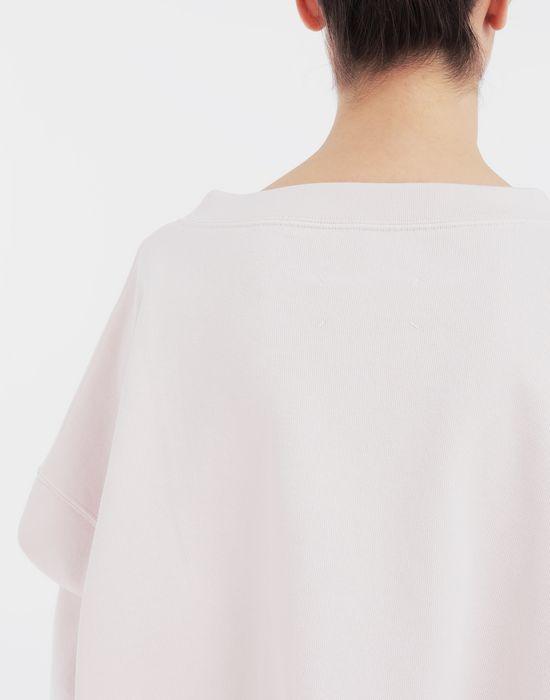 MAISON MARGIELA Oversized boxy-fit sweatshirt Sweatshirt [*** pickupInStoreShipping_info ***] b