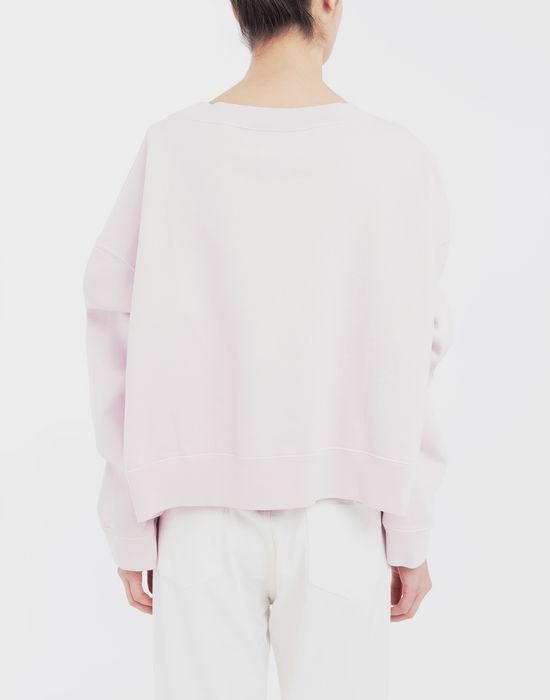 MAISON MARGIELA Oversized boxy-fit sweatshirt Sweatshirt [*** pickupInStoreShipping_info ***] e
