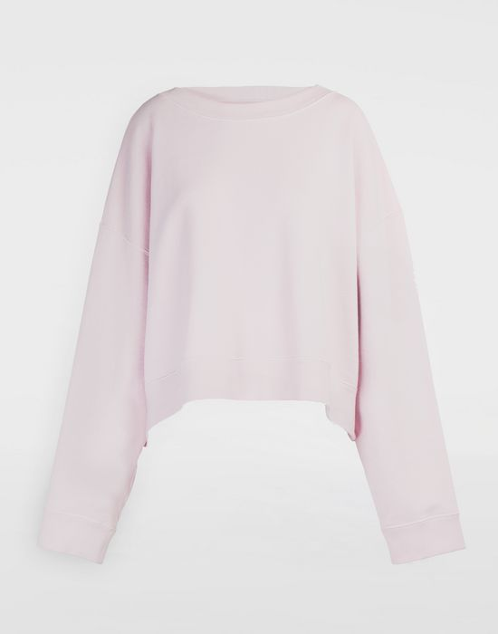 MAISON MARGIELA Oversized boxy-fit sweatshirt Sweatshirt [*** pickupInStoreShipping_info ***] f