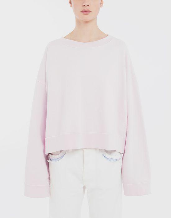 MAISON MARGIELA Oversized boxy-fit sweatshirt Sweatshirt [*** pickupInStoreShipping_info ***] r