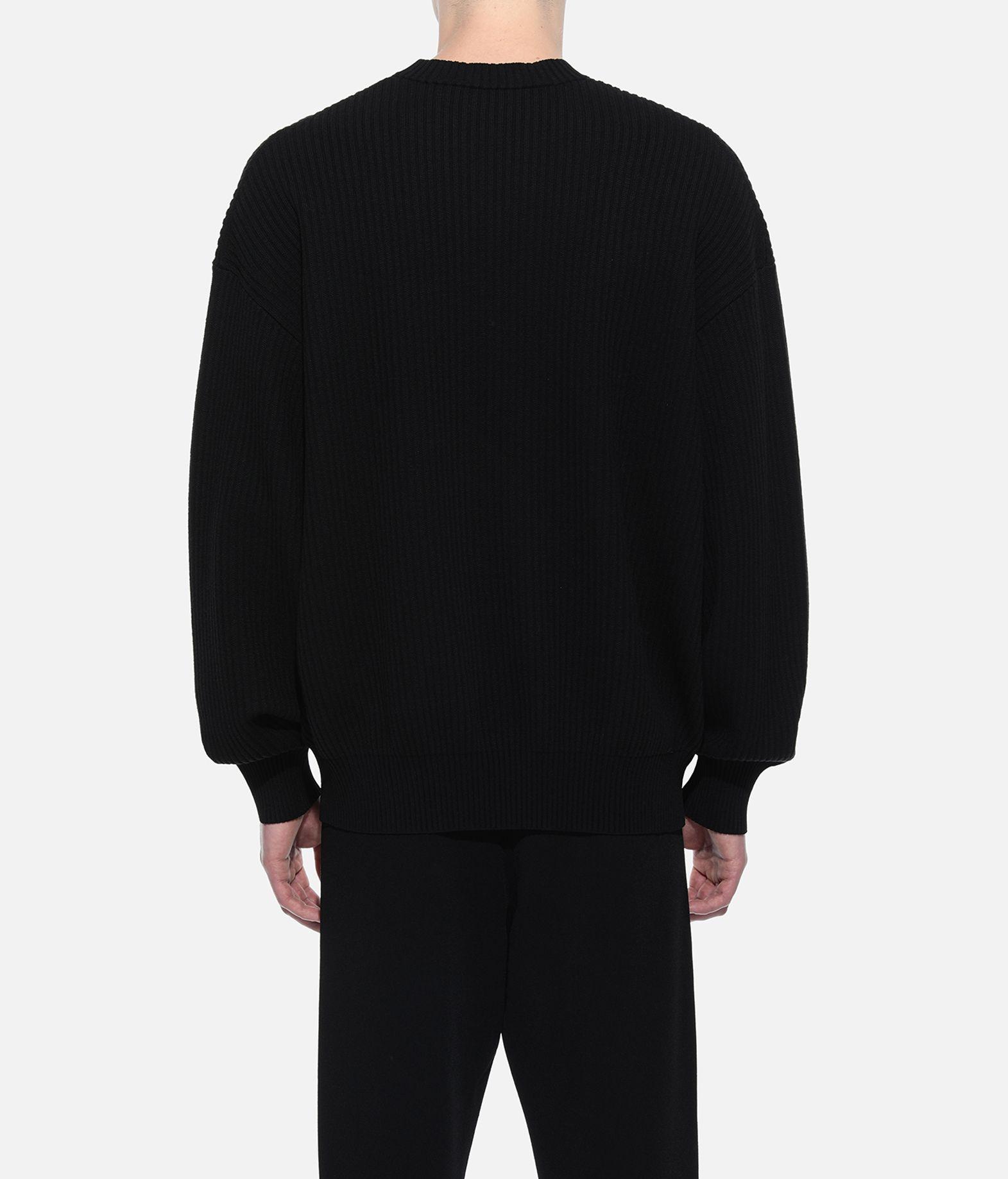 Y-3 Y-3 Tech Knit Crew Sweatshirt Long sleeve sweater Man d