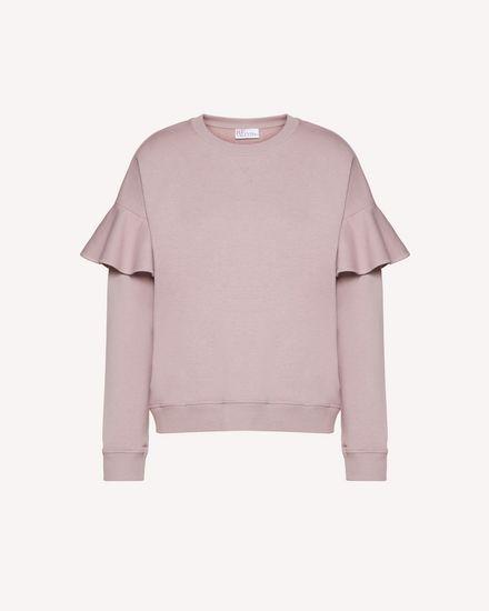 REDValentino Knit Sweater Woman SR0MF01U4M2 KZ0 a