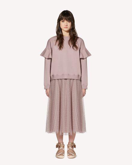 REDValentino Knit Sweater Woman SR0MF01U4M2 KZ0 f