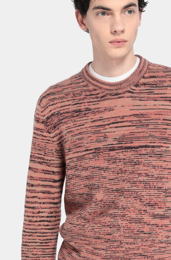 MISSONI Sweater Herr, Detail