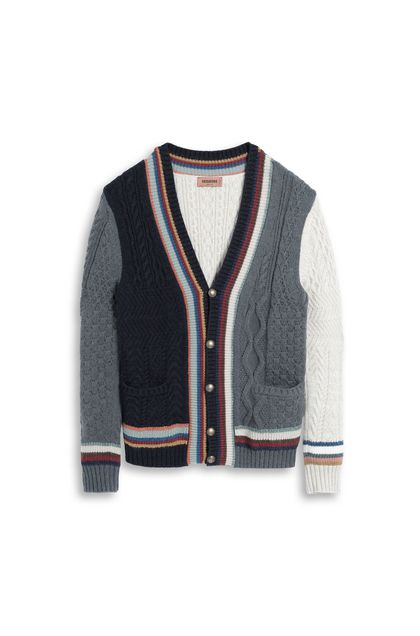 MISSONI Cardigan Grey Man - Back
