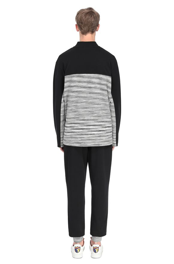 MISSONI Zip Jumper Man, Product view without model