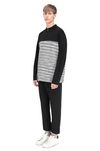 MISSONI Zip Jumper Man, Side view
