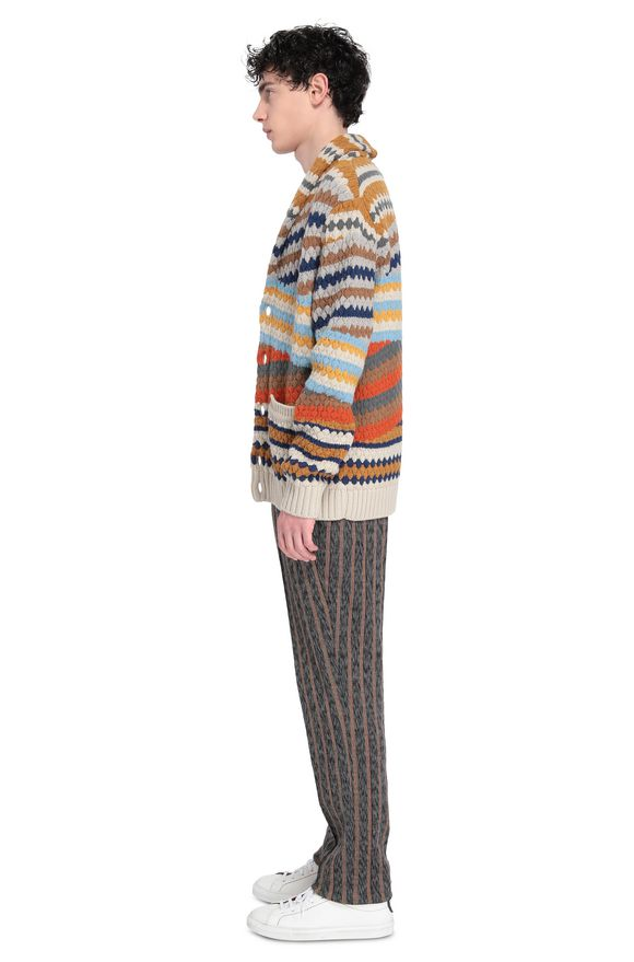 MISSONI Cardigan Man, Side view