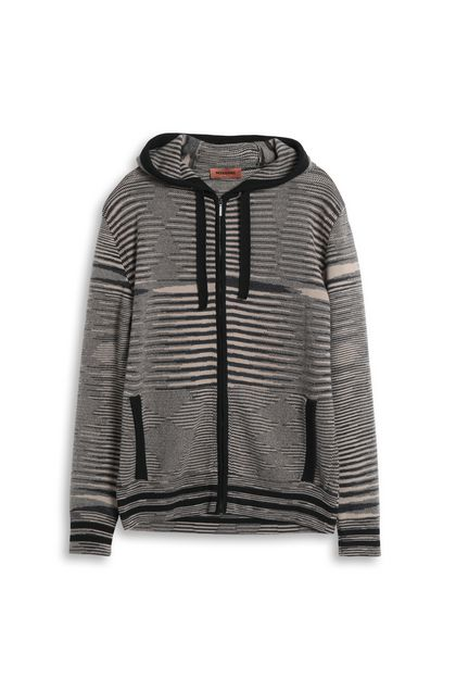 MISSONI Sweatshirt Beige Man - Back