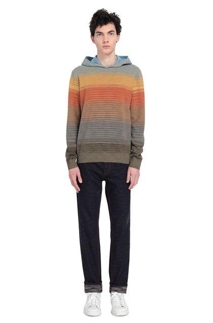 MISSONI Sweatshirt Ochre Man - Front